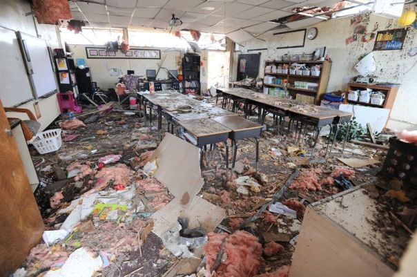 Tornado Classroom