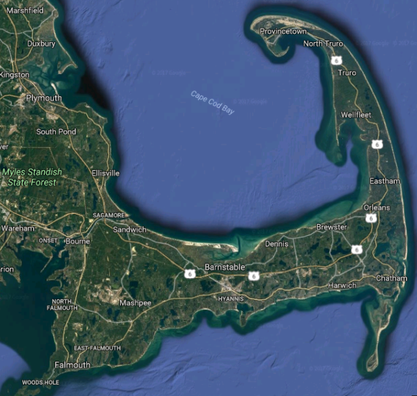 Cape Cod Outline