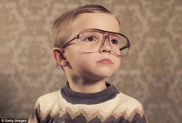 Hipster Child