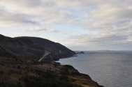 The Cape Breton Highlands of Nova Scotia