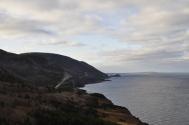 The Cape Breton Highlands of Nova Scotia