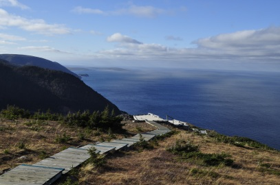 Skyline Trail in Cape Breton Highlands National Park