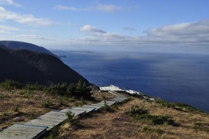 Skyline Trail in Cape Breton Highlands National Park