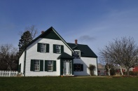 Green Gables House, inspiration for 'Anne of Green Gables' on Prince Edward Island