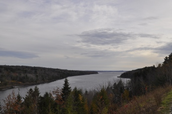 The Penobscot Narrows in Maine