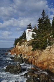 Bass Harbor Head Lighthouse, Acadia National Park