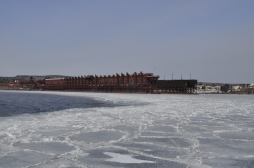 Iron Ore Docks at Two Harbors