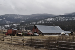 Highway 2, Western Montana