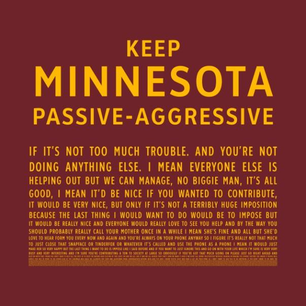 Minnesota Passive Aggressive
