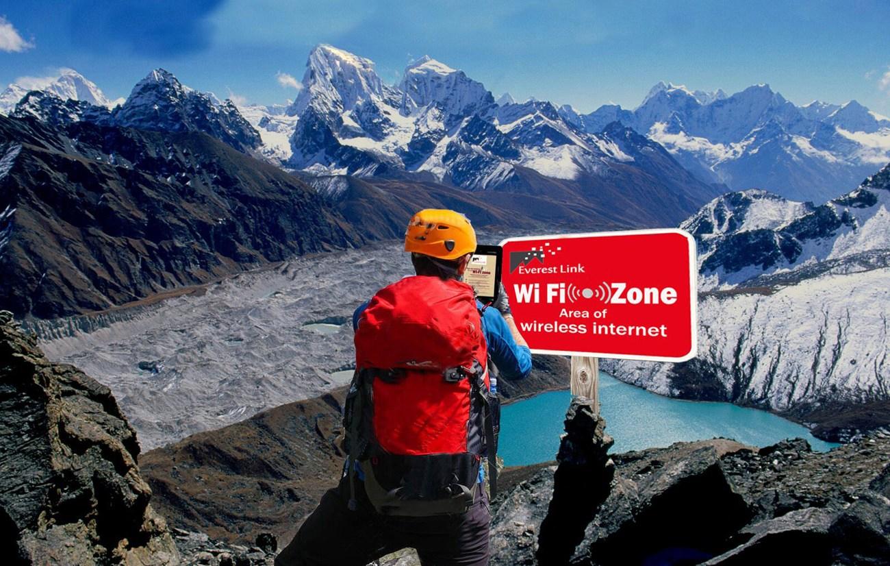 Wilderness Internet
