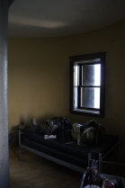 The restored 4th floor keepers quarters