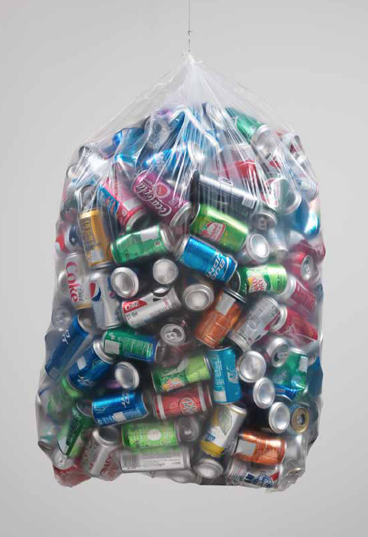 Bag of Cans
