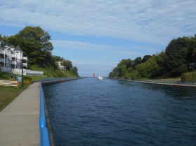 Charlevoix Channel