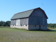Barn in rural Emmet County