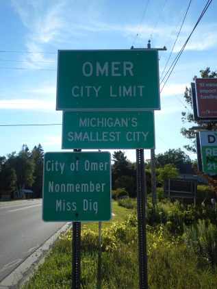 Omer—Small town, not much to do