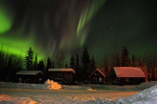 Arctic Haven Tiny Cabins