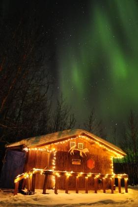 Bettles Lodge Sauna