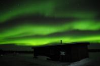 Aurora Viewing Cabin